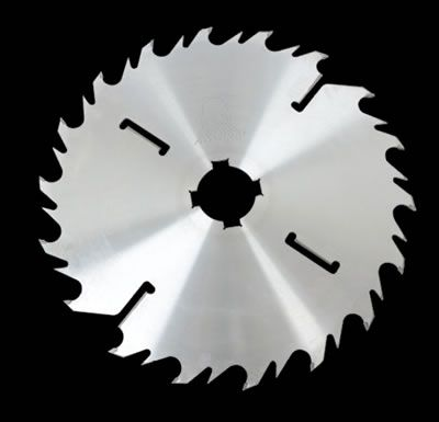 Tungsten Carbide Steel Multi Circular Saw Blade With Rakers For Cutting Lumber