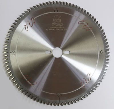 Circular Saw Blade Tungsten Carbide Tipped Cutting Wood For Panel Sizing Machine