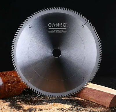 Tungsten Carbide Saw Blades For Melamine Mdf Board Cutting