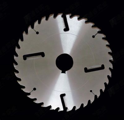 Tct Multi Circular Ripping Wet Wood Saw Blade With Rakers