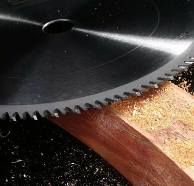 455mm Bore 30 Professional Tct Saw Blade For Wood Cutting